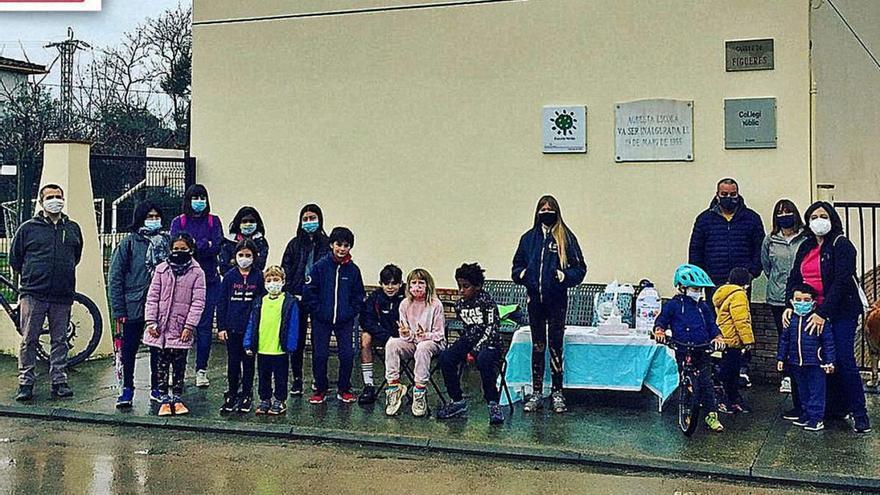 Cistella corre per obtenir fons contra la leucèmia infantil