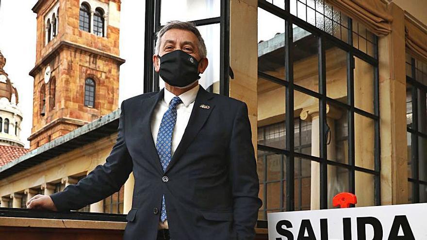 """Santiago García Granda: """"No tuvimos el respaldo de los alumnos, se nos culpabilizó por la gestión de la pandemia"""""""