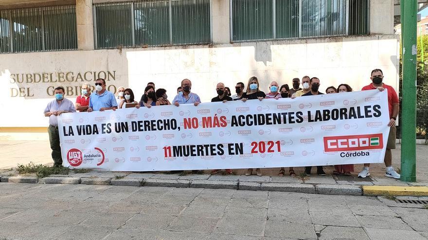 UGT y CCOO piden investigar los accidentes laborales de los autónomos