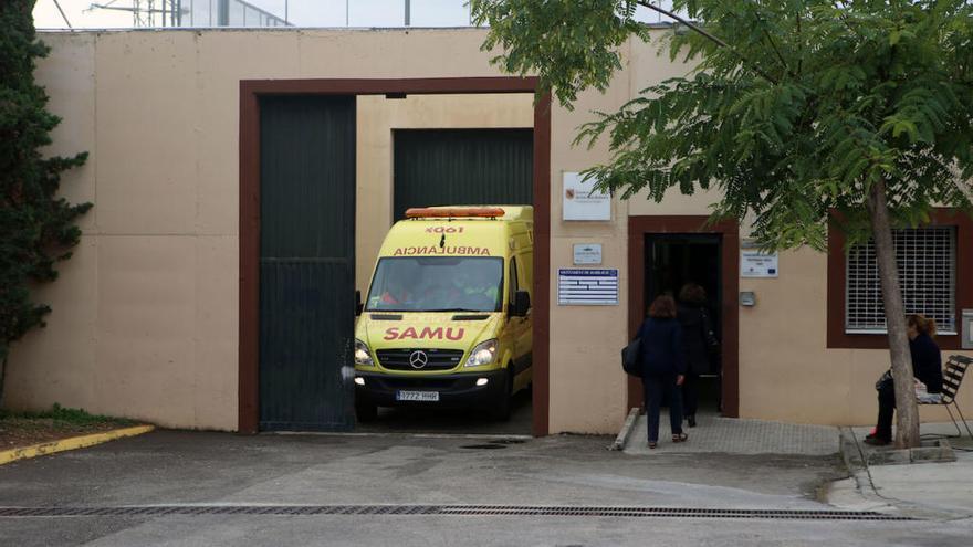 Denuncian graves deficiencias en es Pinaret tras la muerte de un interno