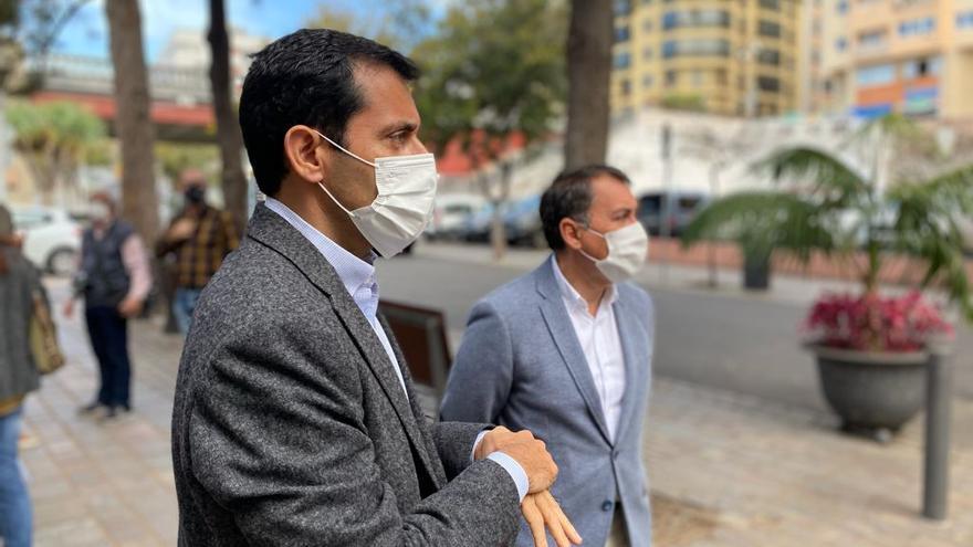 Santa Cruz presenta a los vecinos de La Cepsa el proyecto de rehabilitación de sus viviendas