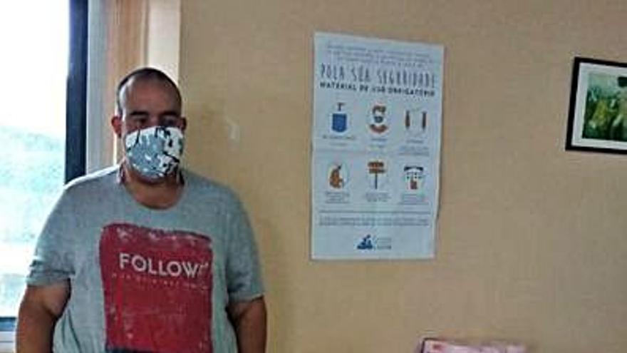 José García completa una nueva recogida para servicios sociales