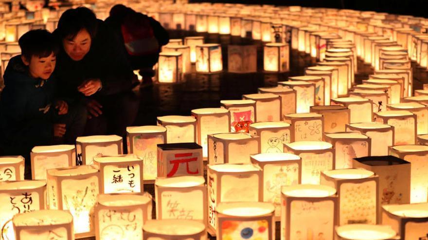 Japón recuerda a las 18.000 víctimas del seísmo de 2011