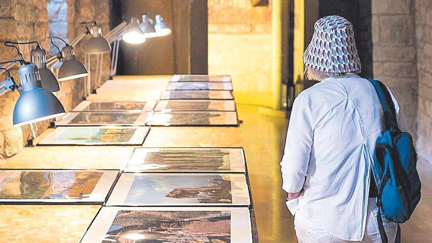 El romànic berguedà dialoga amb les fotografies del guardiolenc Joan Ribera