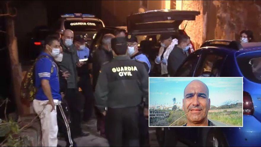 El autor del crimen machista de Gran Canaria se entrega en Lanzarote