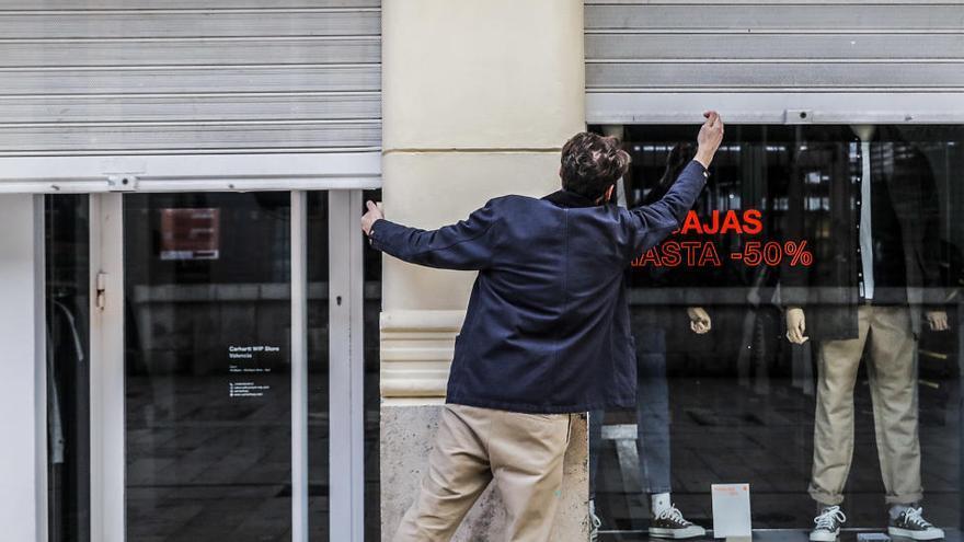 Más de la mitad de las empresas en ERTE, en riesgo de cierre