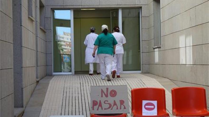 La desescalada en los centros de salud de Castellón llega con pocos cambios
