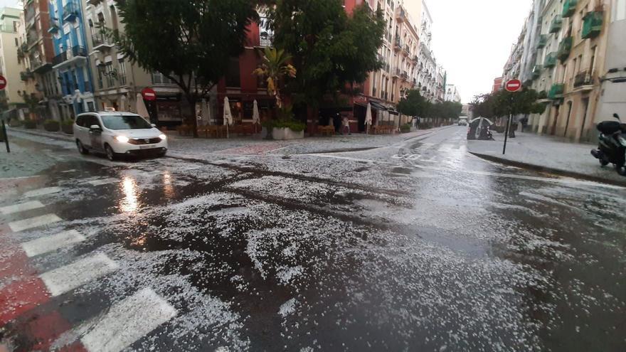 Los barrios más afectados por la DANA en València
