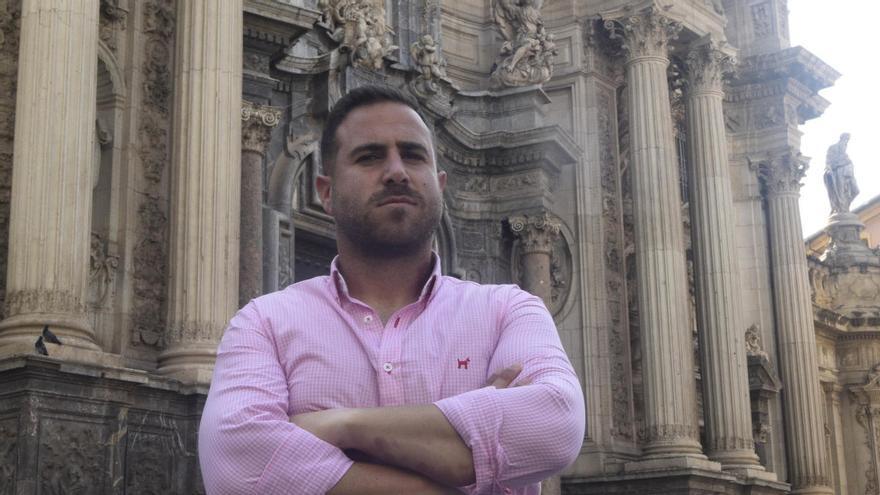 Javi Motos deja de ser entrenador del Real Murcia Imperial