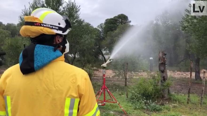 El proyecto GUARDIAN para prevenir incendios estará operativo en junio