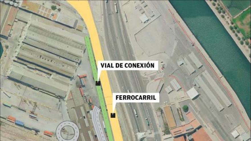 Ribó rechaza los accesos de la nueva terminal de cruceros del puerto