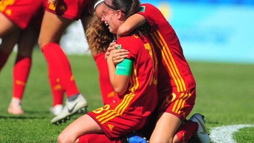 La España de Eva Navarro supera a Corea y alcanza las semifinales