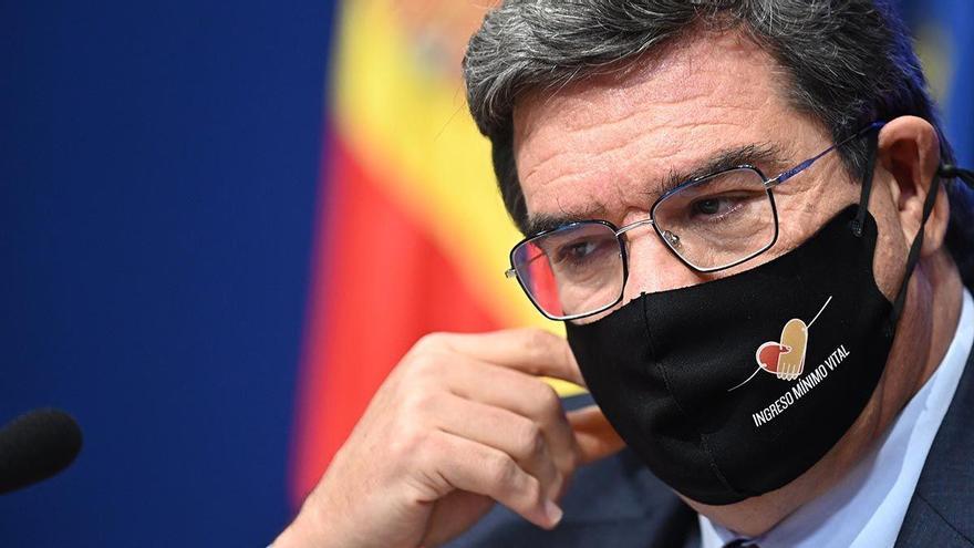 """El ministro Escrivá negociará en enero prorrogar los ertes """"cuatro, seis o siete meses"""""""