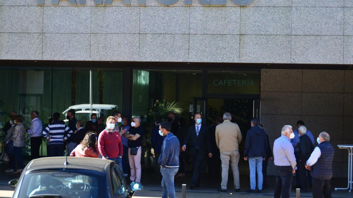Luto en Galicia y conmoción en O Morrazo por la muerte de Valeriano Martínez