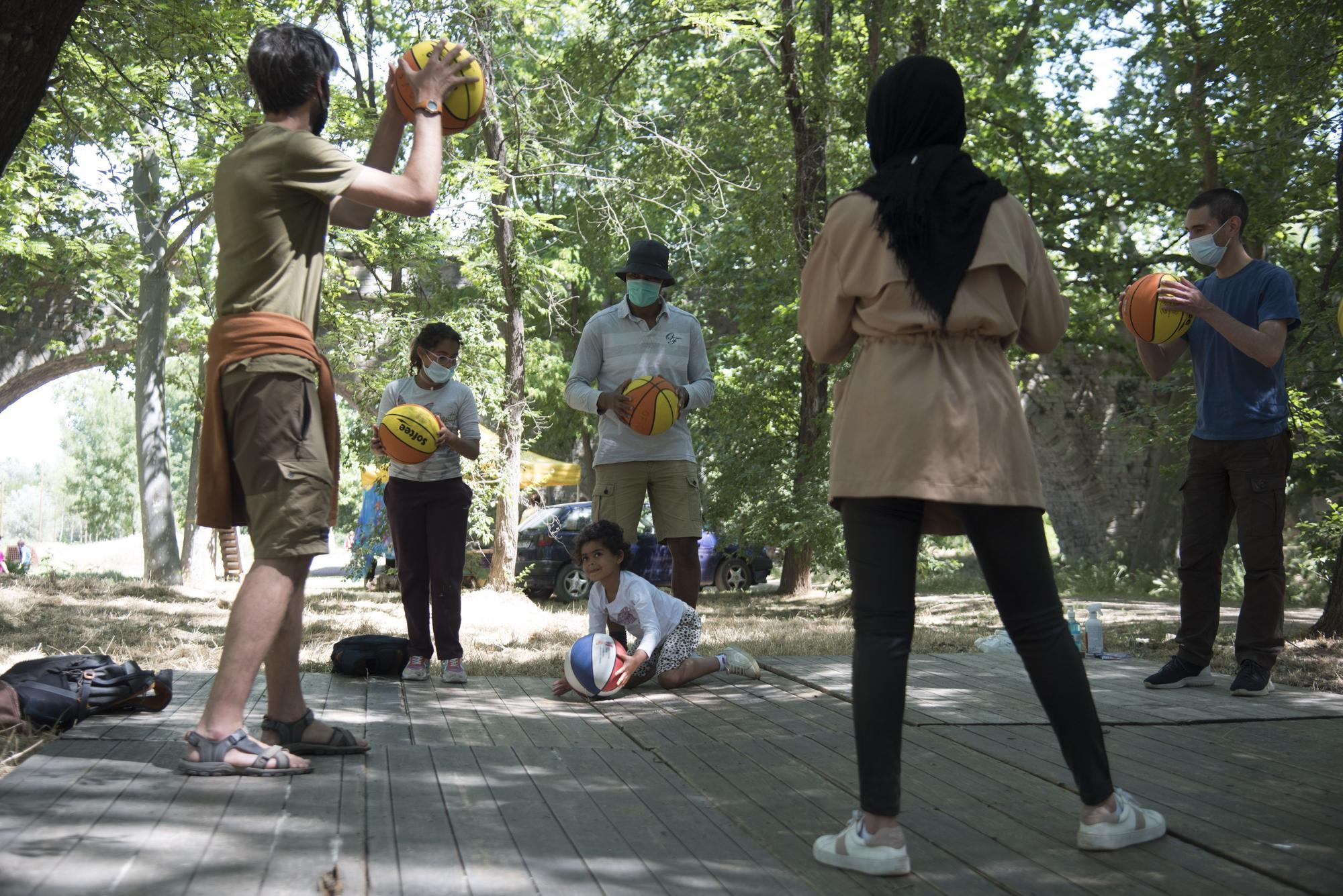 Manresa celebra la Festa del Riu