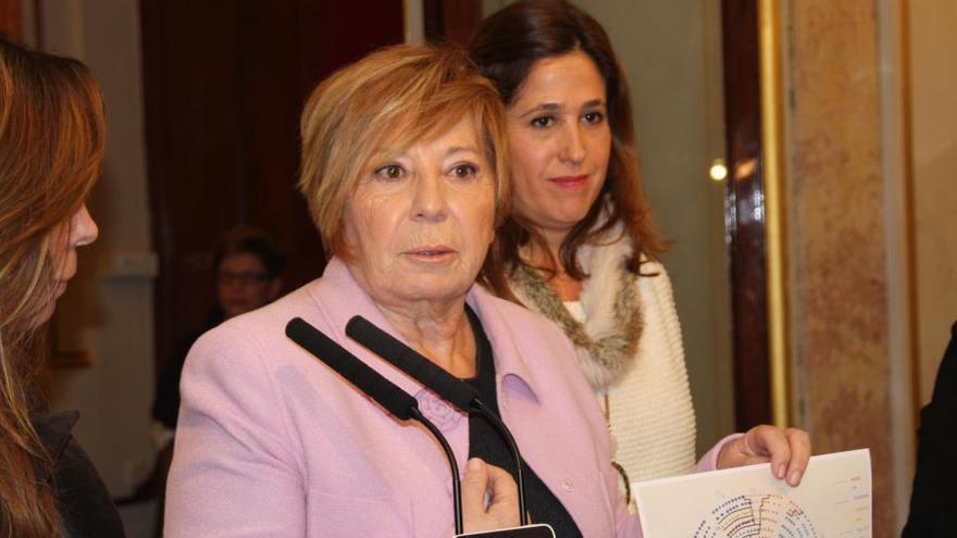Florentino Fernández i Celia Villalobos, a «Masterchef Celebrity»