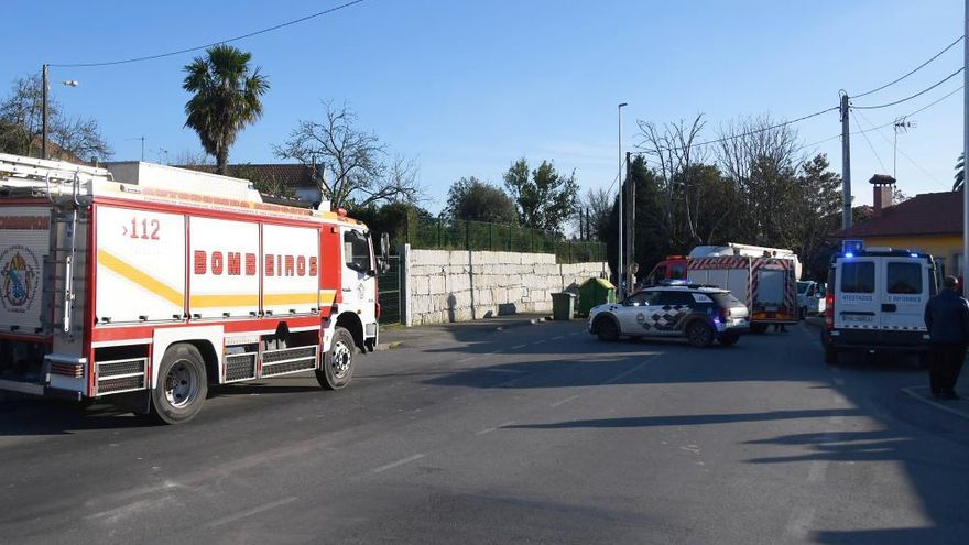 Un ciclista fallece atropellado por un camión en la vía de Guísamo a Guiliade