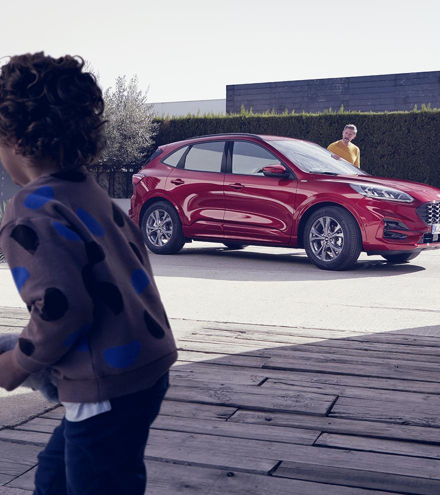 Descubre los dos nuevos modelos híbridos y eléctricos de Ford en Movilsa