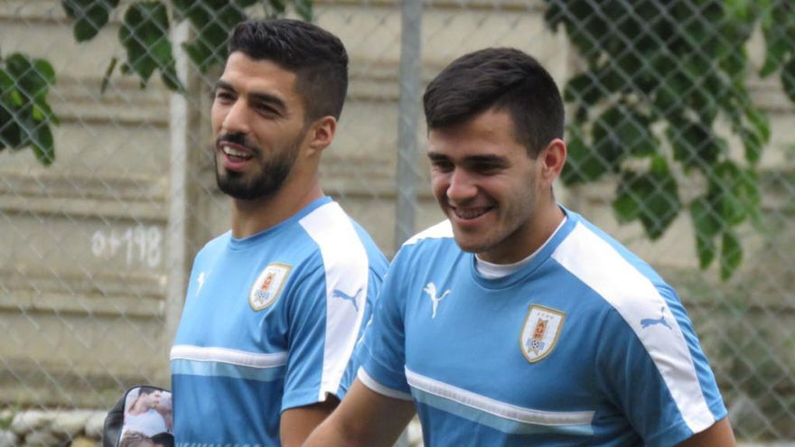 Maxi Gómez, en el 'top' de jóvenes a seguir en el Mundial