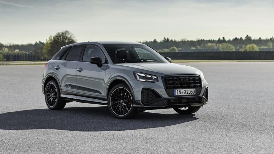 El Audi Q2 actualiza estética y tecnología