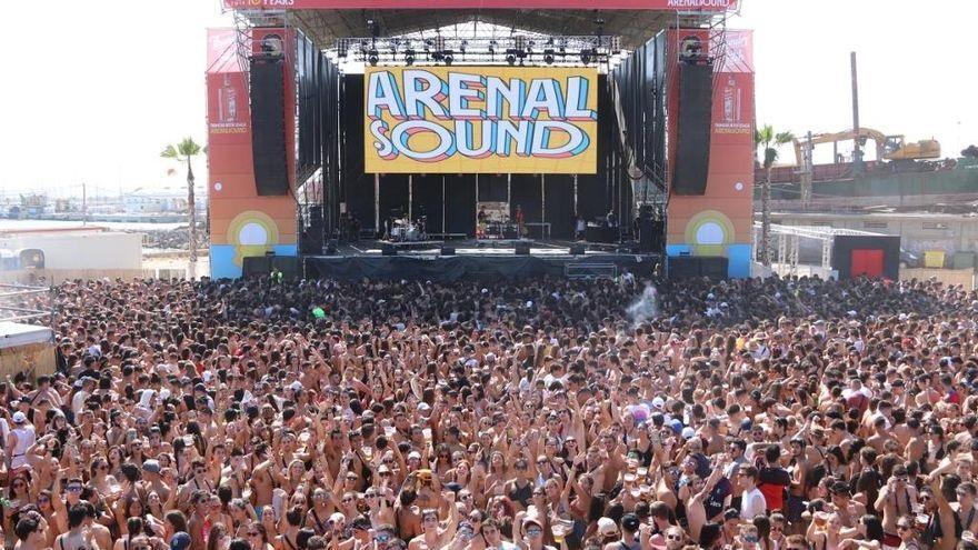 A la venta las entradas del Arenal Sound 2022