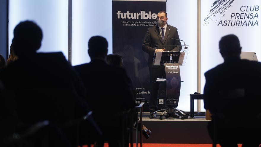 """Barbón llama a utilizar los fondos europeos para generar un """"éxito colectivo"""""""