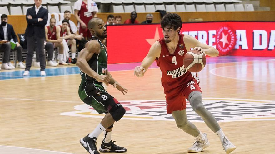 Pep Busquets torna al Joventut després de jugar cedit al Girona