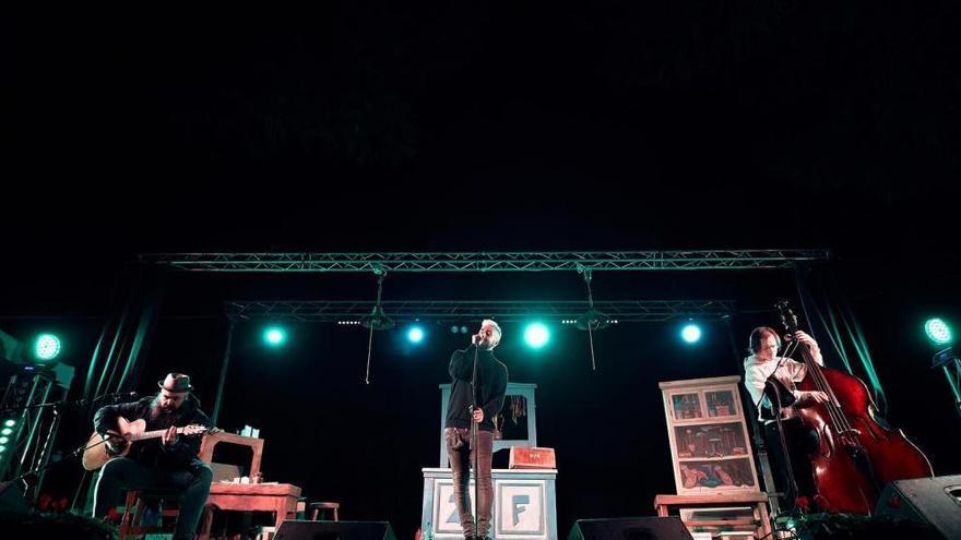 Las Noches del Ebro - Concierto Mikel Erentxun