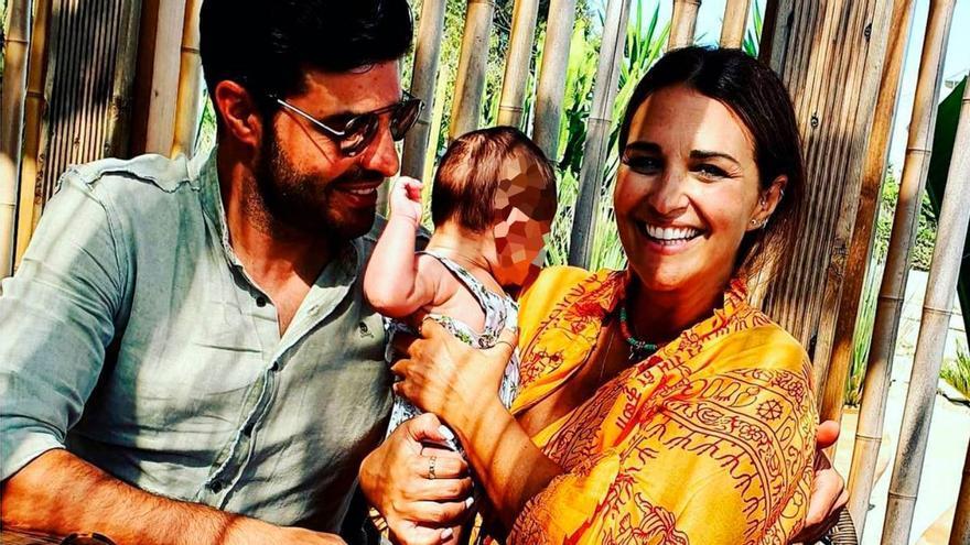 """Paula Echevarría, indignada ante las críticas por dar biberón a su bebé: """"Nunca pensé que la gente fuese tan bocazas"""""""