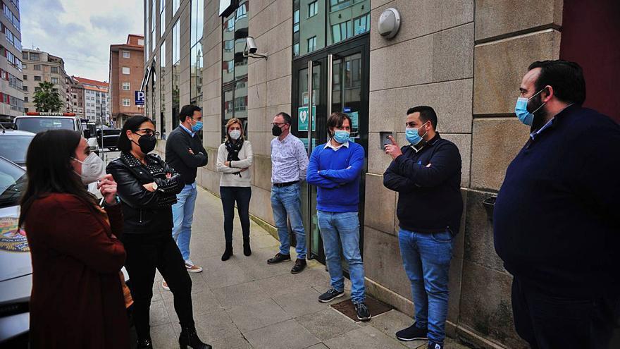 La oposición en bloque planta al gobierno para votar el Presupuesto más elevado de Vilagarcía