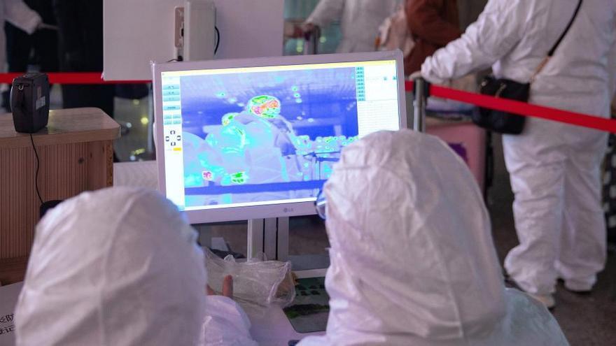 Un distrito de Pekín entra en emergencia tras nuevos casos de coronavirus