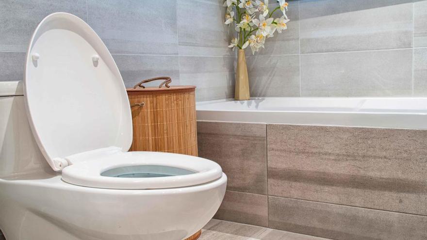 El truco casero para limpiar y desinfectar el inodoro en menos de un minuto