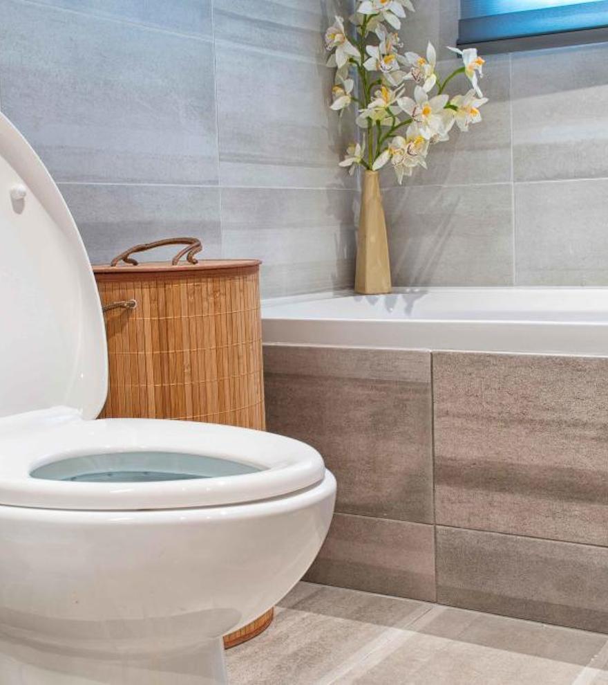 El truco casero con el que dejarás el inodoro limpio y desinfectado en menos de un minuto