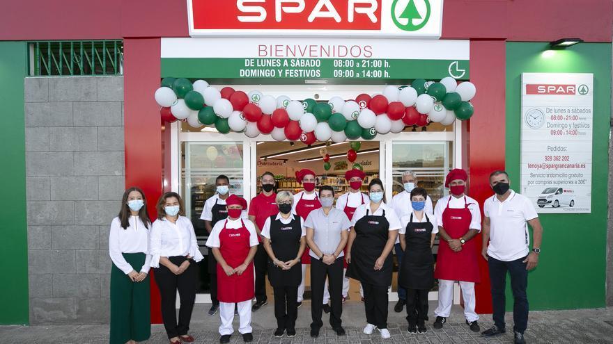 Spar Gran Canaria abre una nueva tienda en Tenoya
