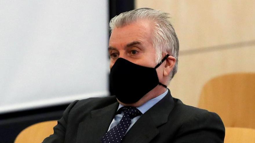 Bárcenas confirma que la Kitchen le robó documentación comprometedora para el PP