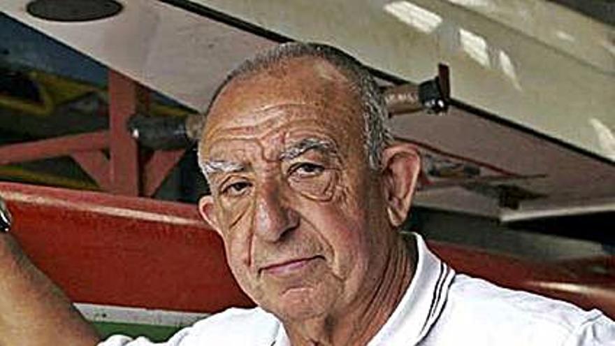"""El Grupo llora a Calero: """"Se va un gran referente"""""""