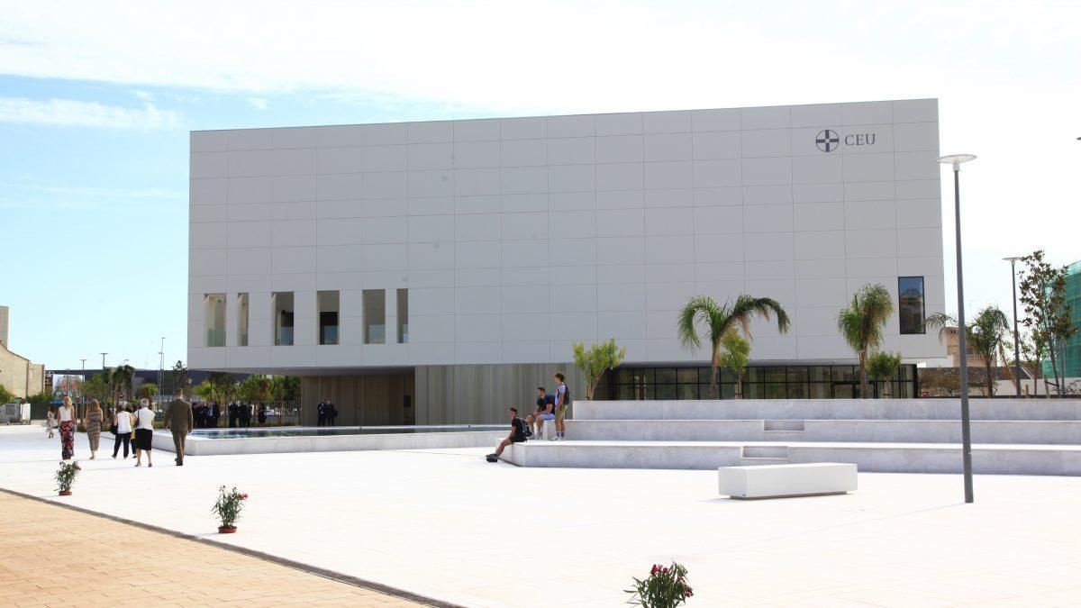 Paraninfo de la Universidad CEU Cardenal Herrera.
