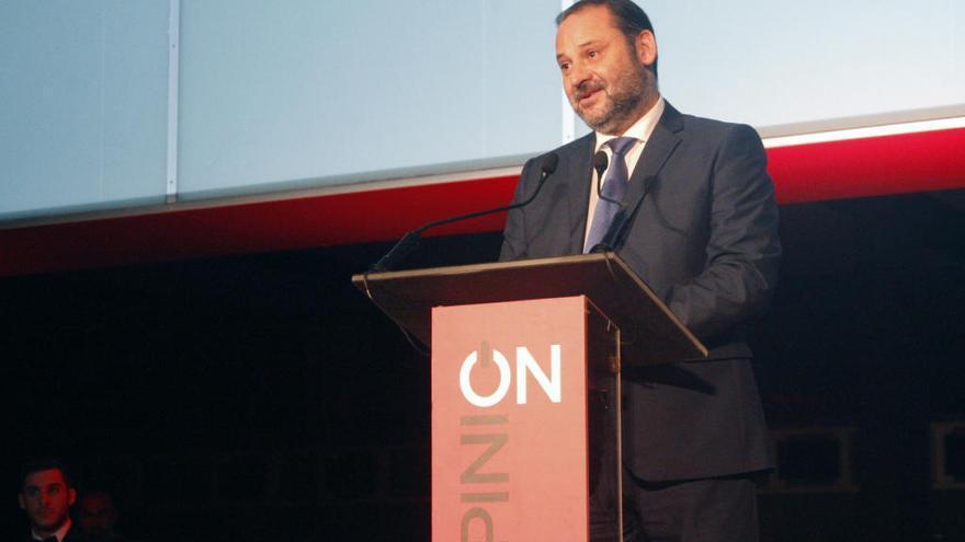 30 aniversario de LA OPINIÓN: discurso íntegro de José Luis Ábalos