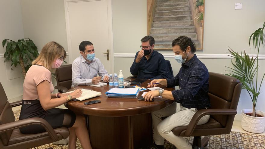 El TSJ anula el nombramiento de Empar Marco en À Punt seis meses después de su marcha