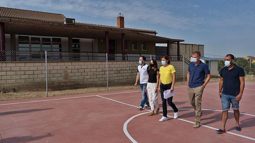 La Junta destina 890.000 euros para mejoras en los colegios en la provincia de Zamora