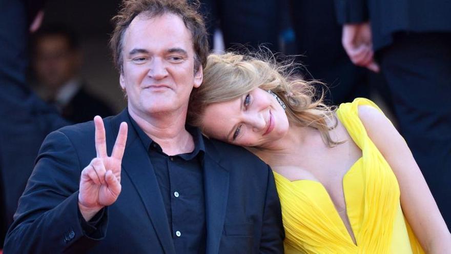 El arrepentimiento de Tarantino con Uma Thurman