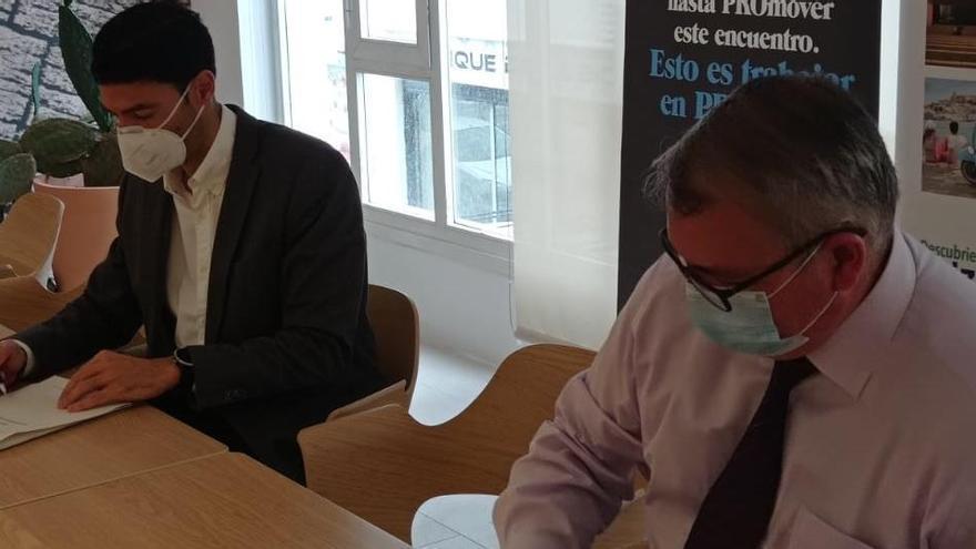 El Banco Sabadell y Fomento del Turismo firman un convenio en Ibiza