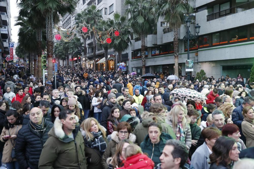 El aluvión de visitantes a la ciudad olívica ronda ya el medio millón de personas.