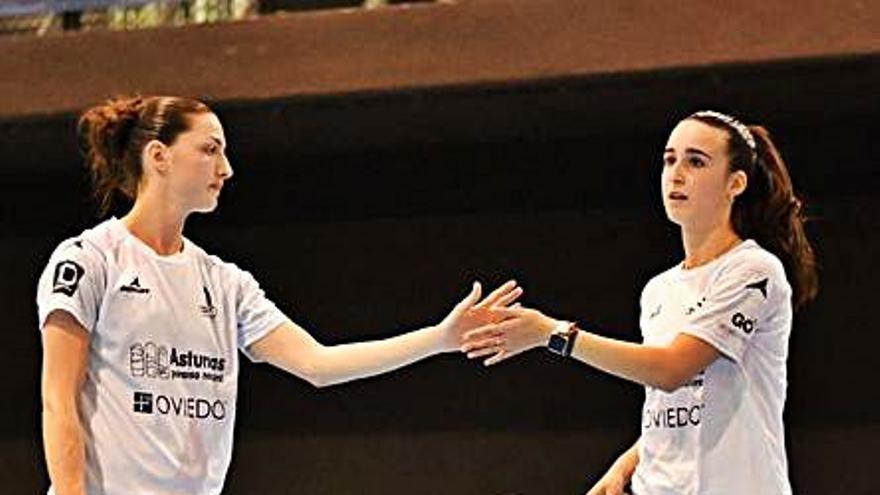 El Club Bádminton Oviedo completa la Liga con un pleno de 14 victorias