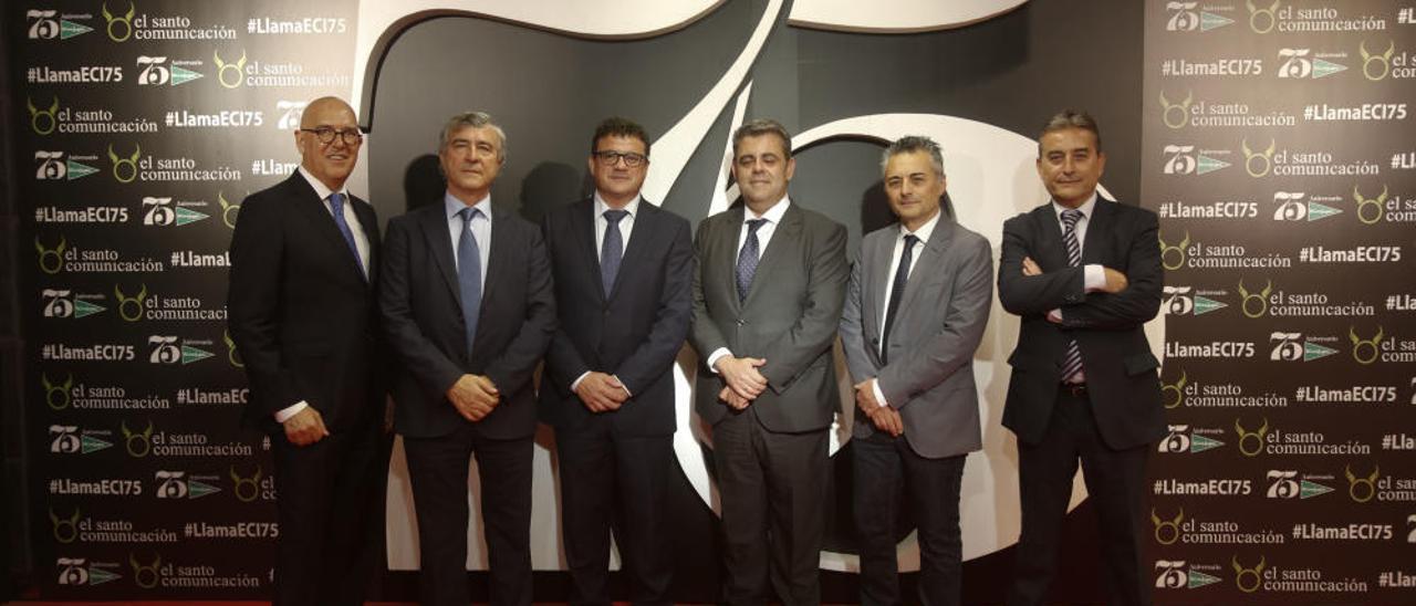 75 aniversario de El Corte Inglés en Alicante