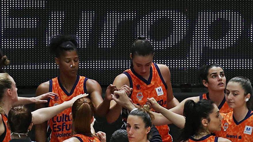 El Valencia Basket inicia su andadura en la Copa