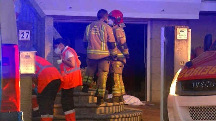 Muere un integrante del PSOE en Tomiño por intoxicación con monóxido de carbono