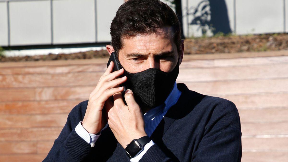 """Iker Casillas estalla contra una revista del corazón por una supuesta entrevista y sus """"desgarradoras"""" palabras: """"Exijo una rápida rectificación"""""""