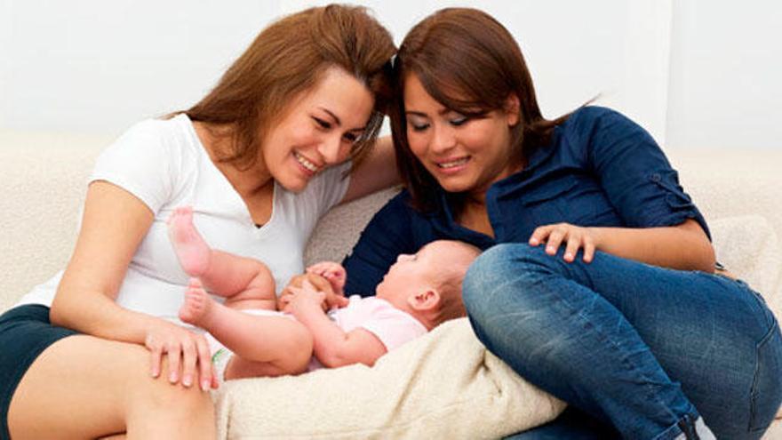 Método ROPA: Maternidad compartida entre mujeres