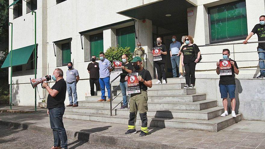 """Los técnicos forestales reclaman la dotación de """"analistas"""" de incendios en la plantilla"""